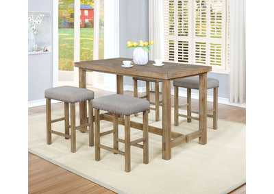 Paola 5 Piece Dining Set