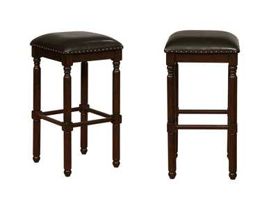 Chadwick Brown Counter Height Stool