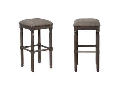 Chadwick Gray Counter Height Stool