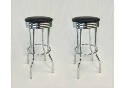 Retro Swivel 30  Barstool