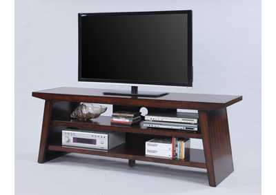 Dante Brown TV Stand