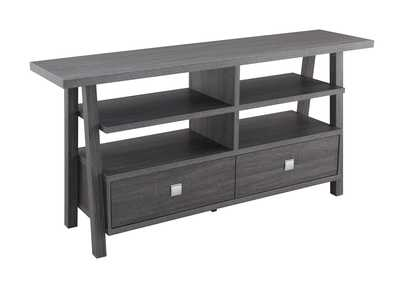 Image for Jarvis Grey TV Stand