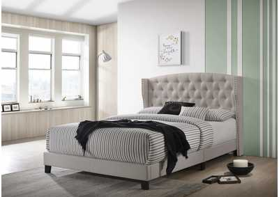 Rosemary Khaki Twin Bed