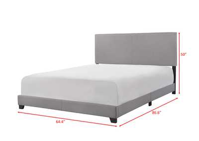 Image for Erin Grey Queen Bed