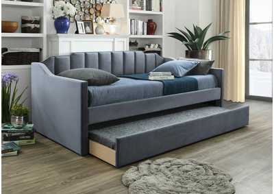 Menken Grey Daybed