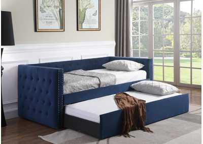 Trina Daybed Navy Blue