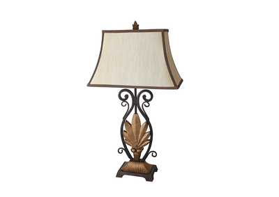 Image for Brown Table Lamp