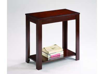 Image for Pierce Brown Chairside Table