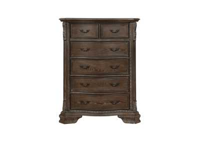 Image for Sheffield Antique Grey Chest
