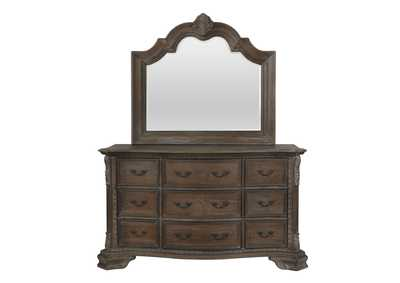 Image for Sheffield Antique Grey Dresser