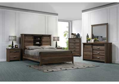 Image for Calhoun Brown Dresser w/Mirror
