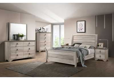 Image for Patterson Sleigh Full Bed