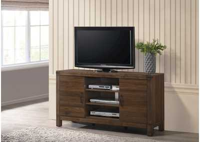 Image for Belmont Brown Tv Stand
