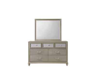 Image for Lila Champagne Dresser