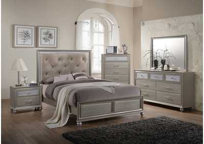 Image for Lila Champagne Dresser Top