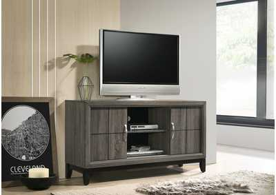 Image for Akerson Grey Tv Stand