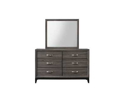 Image for Akerson Grey Dresser & Mirror