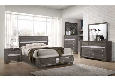 Regata Grey Dresser