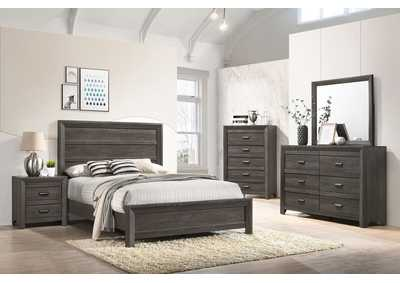 Image for Adelaide Brown Twin Bed