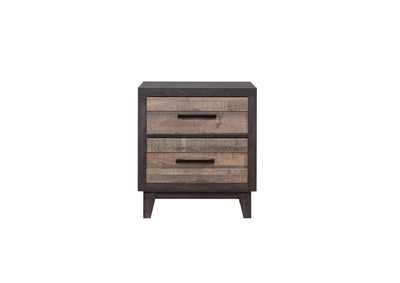 Image for Tacoma Brown Nightstand