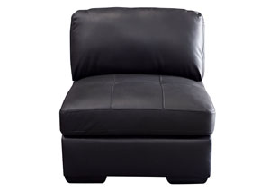 Urban Armless Chair In Black