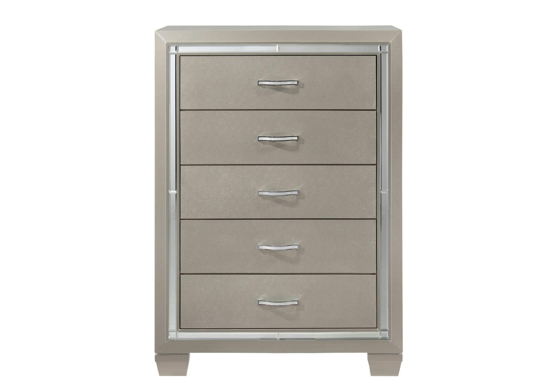 Champagne Platinum Youth Chest,Elements