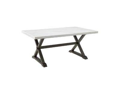 Image for White Lexi Dining Table