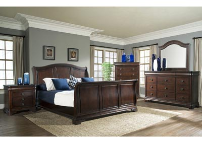 Image for Cameron Queen Sleigh Bed