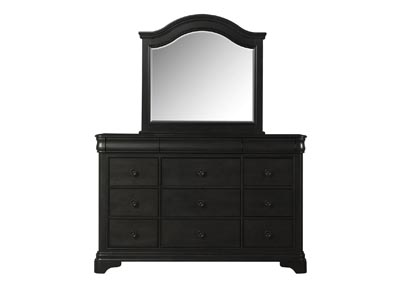 Image for Cameron Charcoal Dresser & Mirror Set