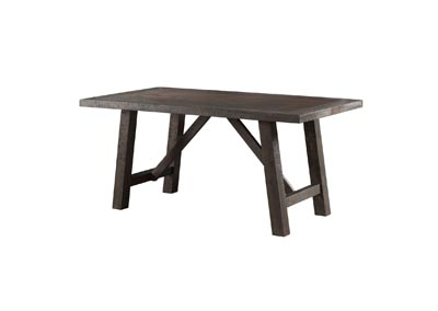 Image for Dark Gray Cash Dining Table