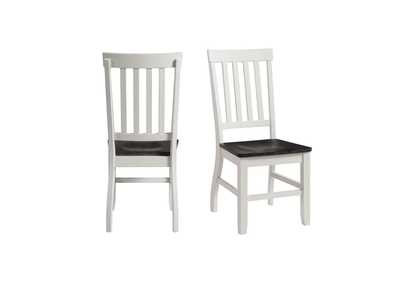 Image for Kayla Two Tone Side Chair Set