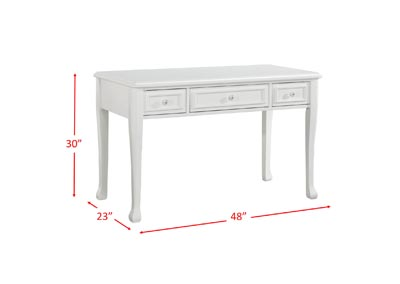 Image for White Jesse Desk