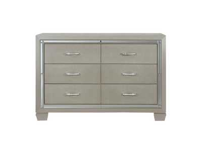 Image for Champagne Platinum Youth Dresser