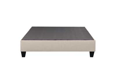 Image for Natural Abby Queen Platform Bed