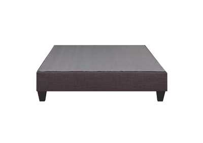 Image for Charcoal Abby Queen Platform Bed