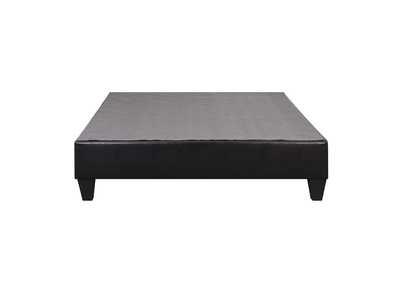 Image for Black Abby Queen Platform Bed