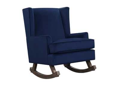 Image for Ink Blue Seaside Rocker