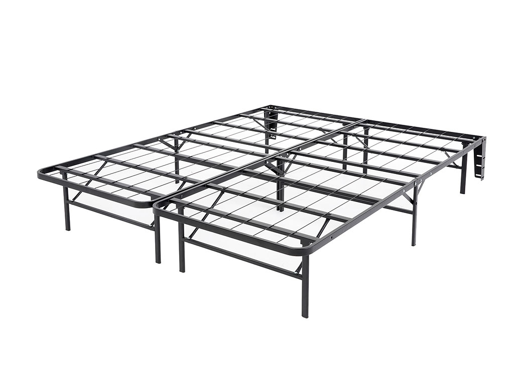 Atlas Black Full Mattress Base,Fashion Bed Group