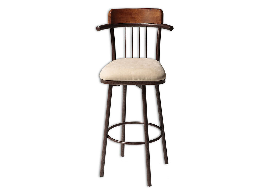 Stupendous Mr Bar Stool Augusta Copper 30 Inch Barstool Gmtry Best Dining Table And Chair Ideas Images Gmtryco