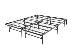 Atlas Black Full Mattress Base