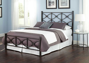 Marlo Black California King Bed