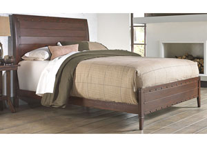 Rockland Brandy California King Bed