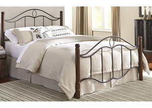 Cassidy Milk California King Bed