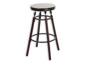 Boston Black 26-Inch Barstool