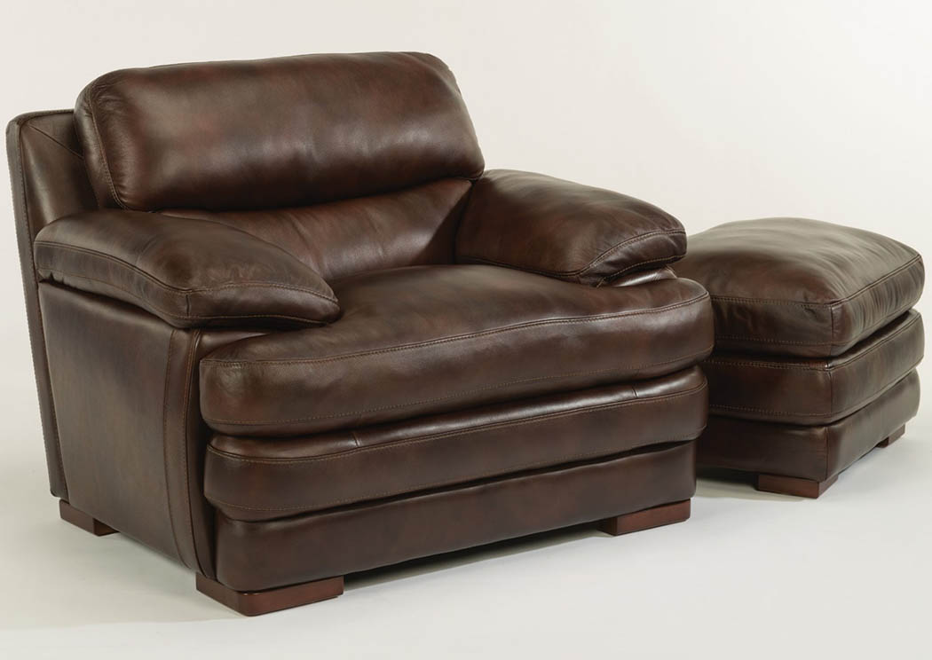 Dylan Leather Chair,Flexsteel
