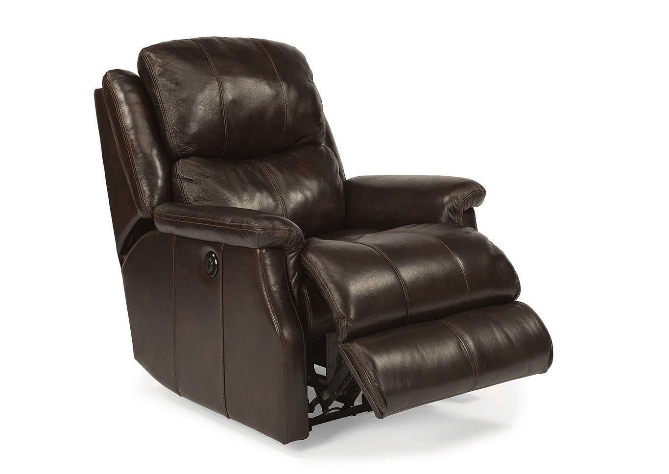 Prime Country House Furniture Mateo Leather Power Recliner Dailytribune Chair Design For Home Dailytribuneorg