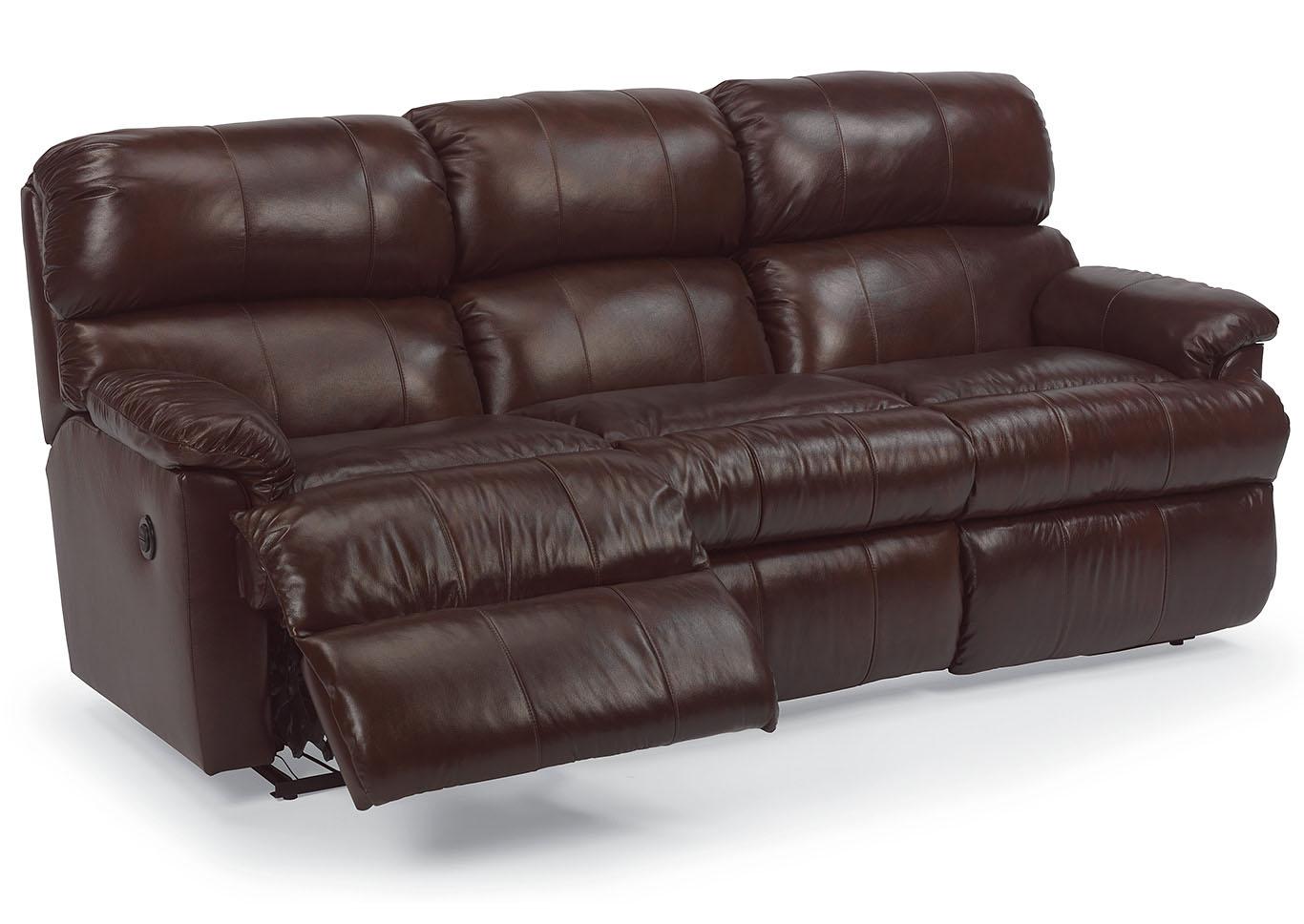 Sofas 2 Furnishings Chicago Leather Power Reclining Sofa