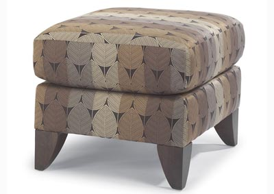 Image for Jupiter Fabric Ottoman