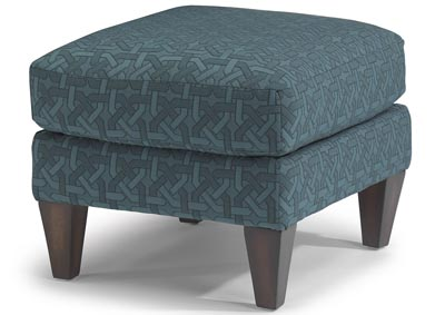 Image for Cute Fabric Ottoman
