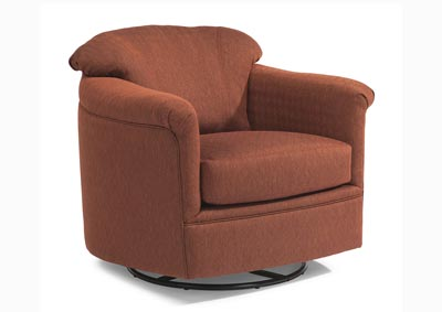 Image for Lombard Fabric Swivel Glider